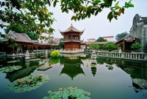 Picture of Green Lake in Kunming