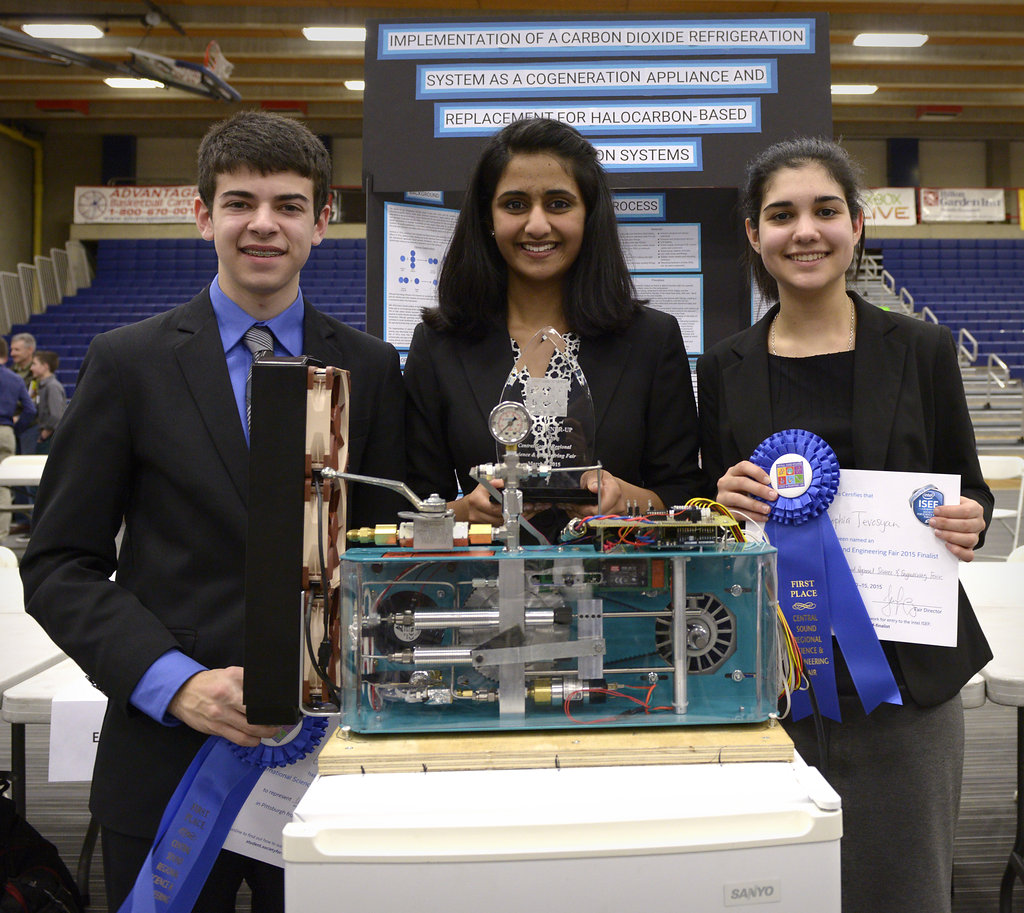 Central Sound Regional Science And Engineering Fair