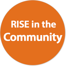 RISE in the Community