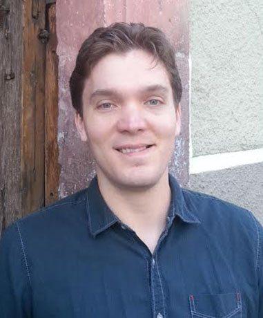 J. Engel Szwaja Franken Headshot