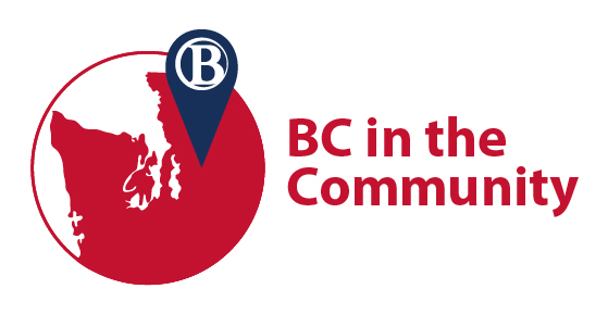 Button linked to BC in the Community volunteer portal
