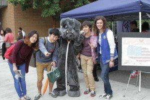 International Students with Brutus