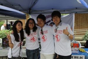 International Students at BC Fair