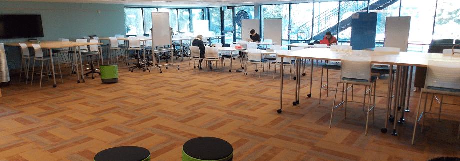 Collaboratory ELearning Delectable Bellevue College Interior Design