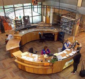 TechHub-information center