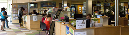 Student Service Desk