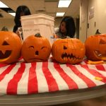 ISA Pumpkin Carving Contest