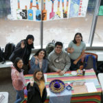 Latin American Culture Club tabling