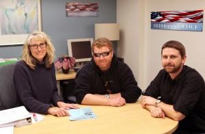 Veterans Get Help at Bellevue College