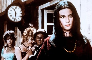 Nicoletta Machiavelli in 'Garter Colt'