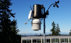 BC's Weather Station is Something to Talk About