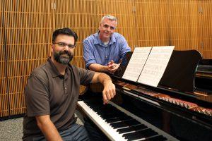 Brian Cobb and Ron Austin