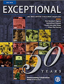 Cover of Exceptional - Fall 2016 Issue