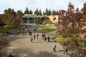 Bellevue College campus