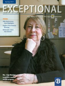 Cover of Spring 2017