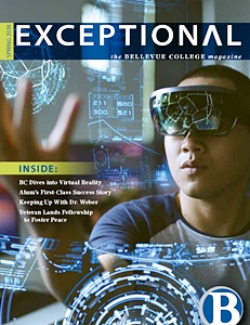 Cover of Exceptional Magazine, links to page with all stories for Spring 2018 issue