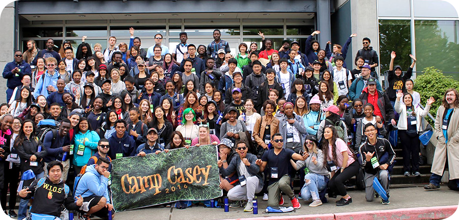 Camp Casey 2016 Group Photo