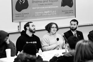 Trayvon Martin Panel Discussion