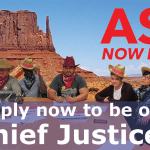 apply to be chief justice