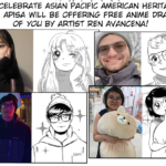FREE Anime/Manga drawings