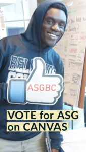 Vote for ASG on Canvas