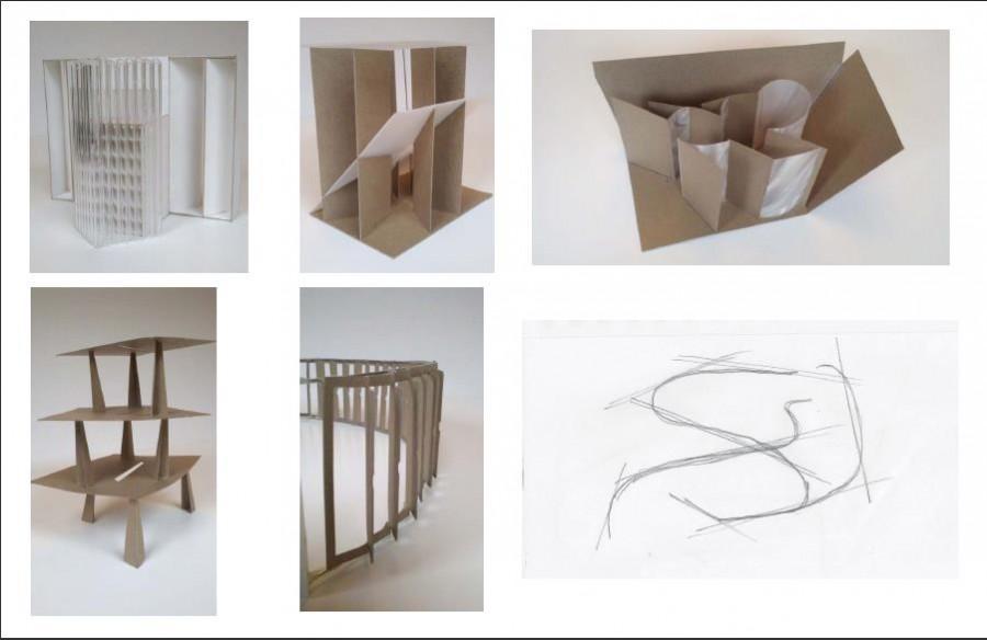 Student Work By Frank Lloyd Interior Design