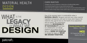 Mental Health Design Course Poster