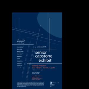 Poster of Capstone Exhibit