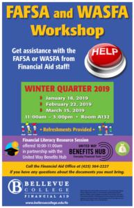 FAFSA and WASFA Workshop Poster
