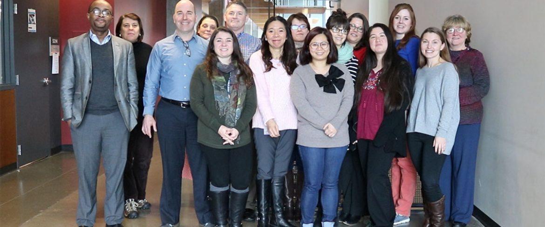 OIEGI Staff Group Photo