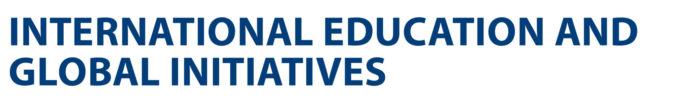International Education & Global Initiatives :