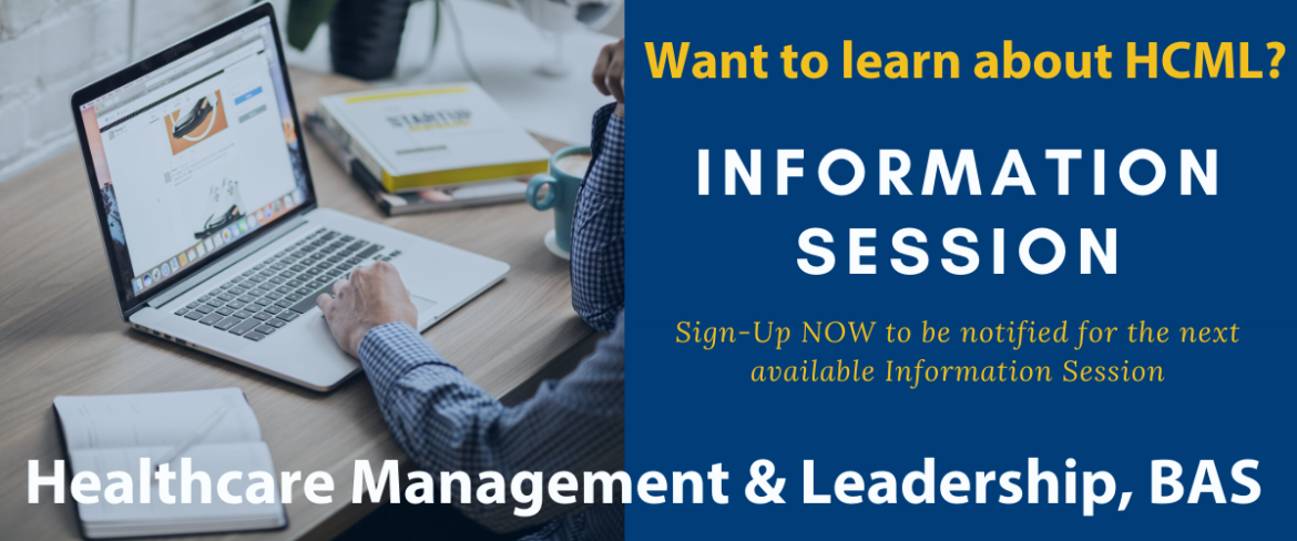 Sign-Up to be notified for the next available Information Session.