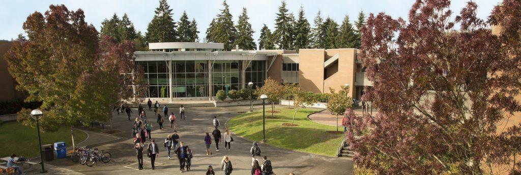 Bellevue College Campus Building C