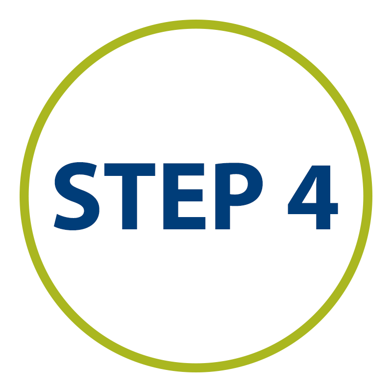 graphic: step four