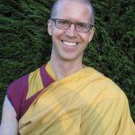 Meditation instructor Gen Kelsang Khedrub