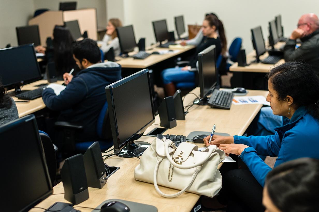 Database classroom