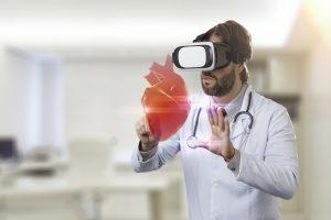 immersive realities in healthcare