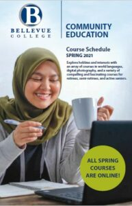 Cover Image of Spring 2021 Catalog