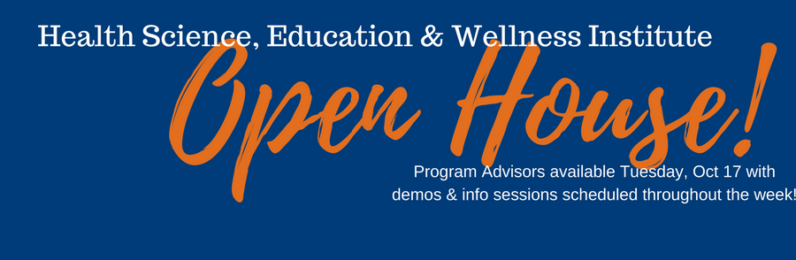 HSEWI Open House October 17, 2017