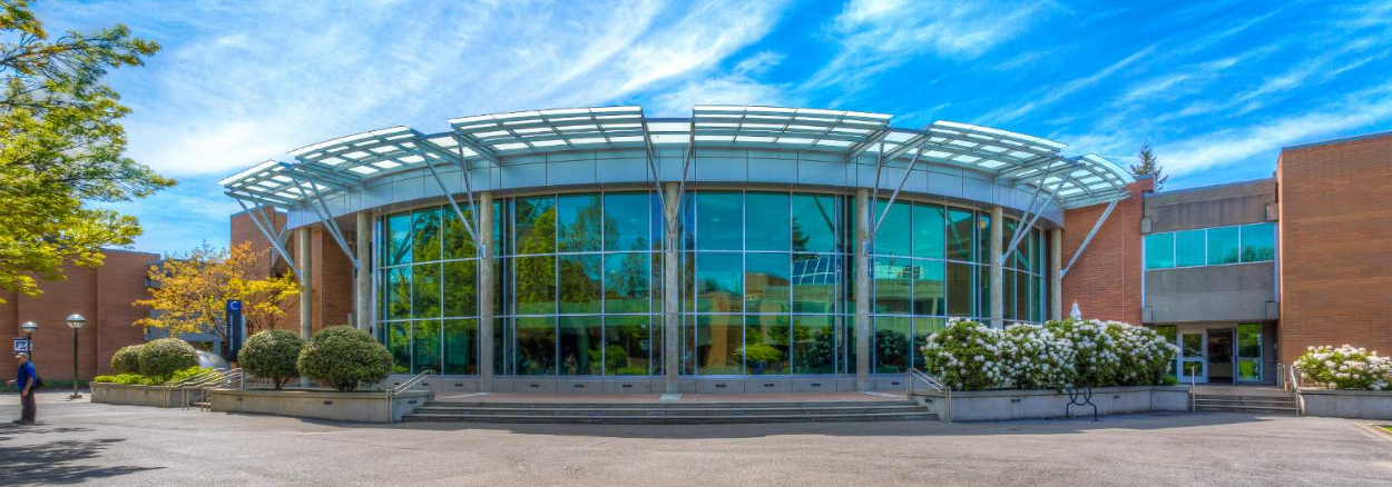 Bellevue College student union (C Building)