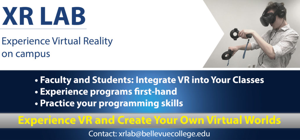 Experience Virtual Reality on campus