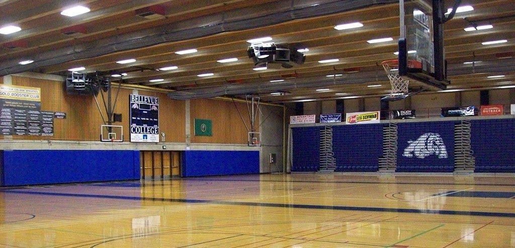 Courter Family Athletic Pavilion