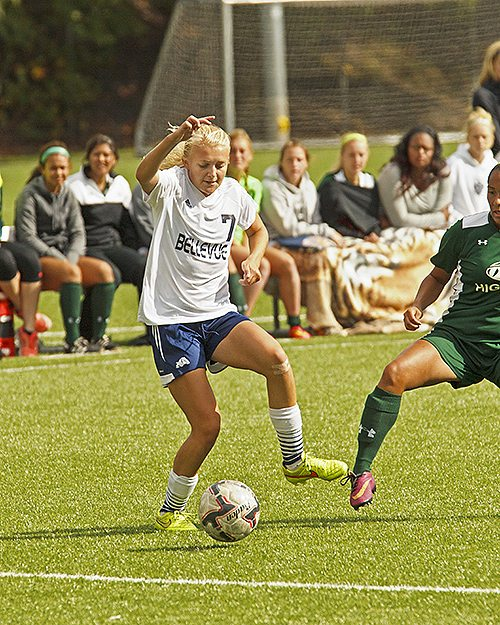 BC Women's Soccer Routs Grays Harbor 8-0 :: Athletics Department