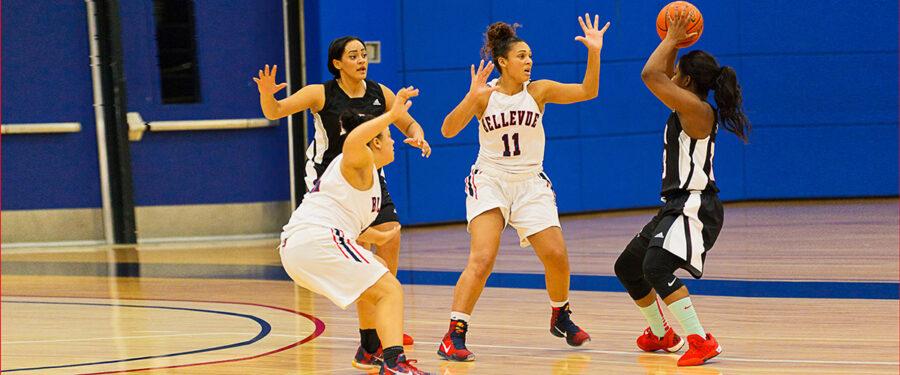 Bellevue College women's basketball