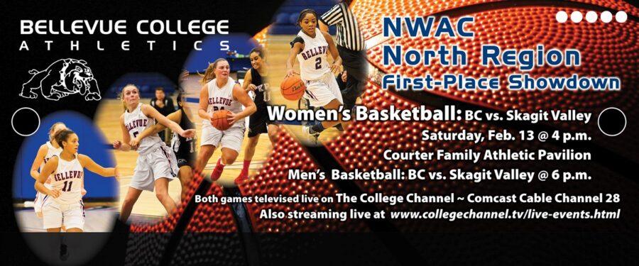 BC vs. Skagit Valleyk basketball for Saturday, Feb. 13