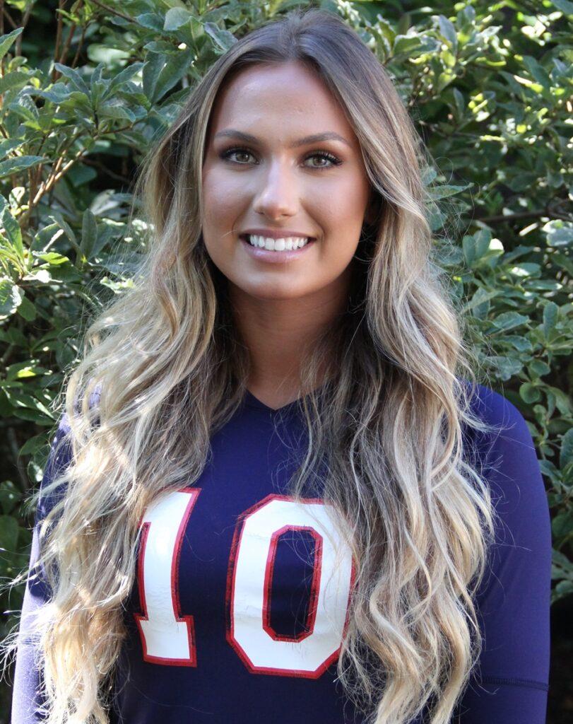 Kate Richardson – 2016 Volleyball :: Athletics Department