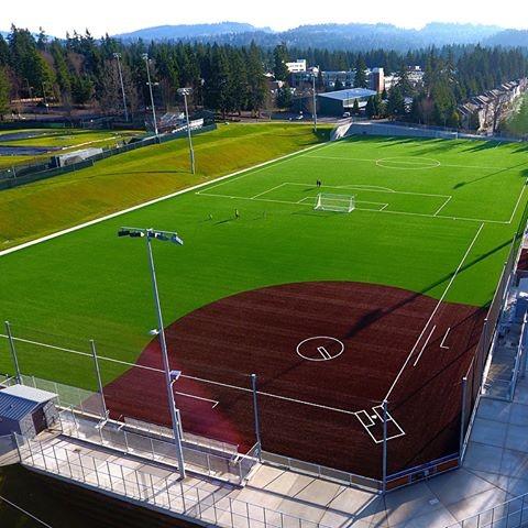 BC Soccer Softball Complex Athletics Department