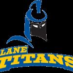 Lane community college Titan Logo