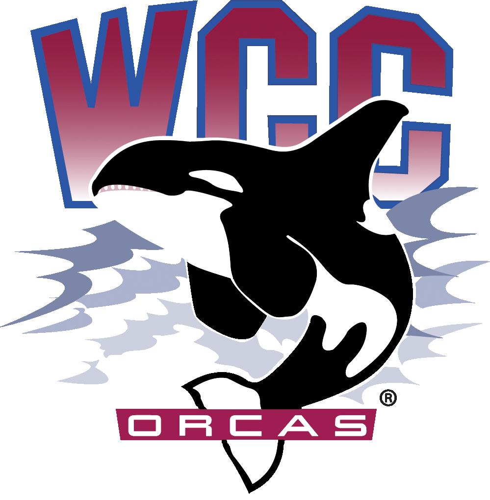 Whatcom Orca Whale Logo