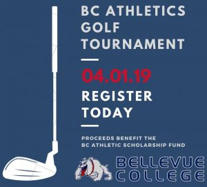 BC Athletics Golf Tournament - April 1, 2019 - Register today. Links to information page